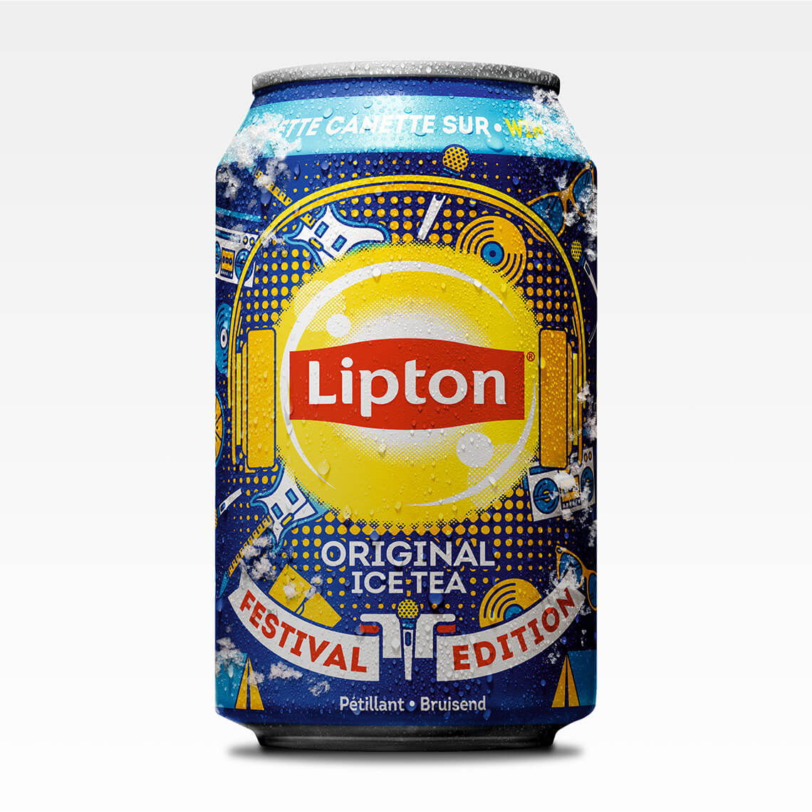Lipton Ice Tea – Festival Edition